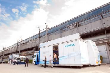 Siemens Roadshow Leipzig